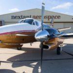 Новинка авиасалона NBAA 2017 в Лас-Вегасе — King Air G90XT
