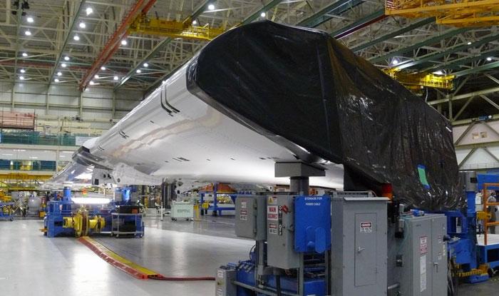 Крылья для Dreamliner станут дешевле