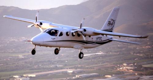 Tecnam планирует начать поставки P2012 Traveller через два года