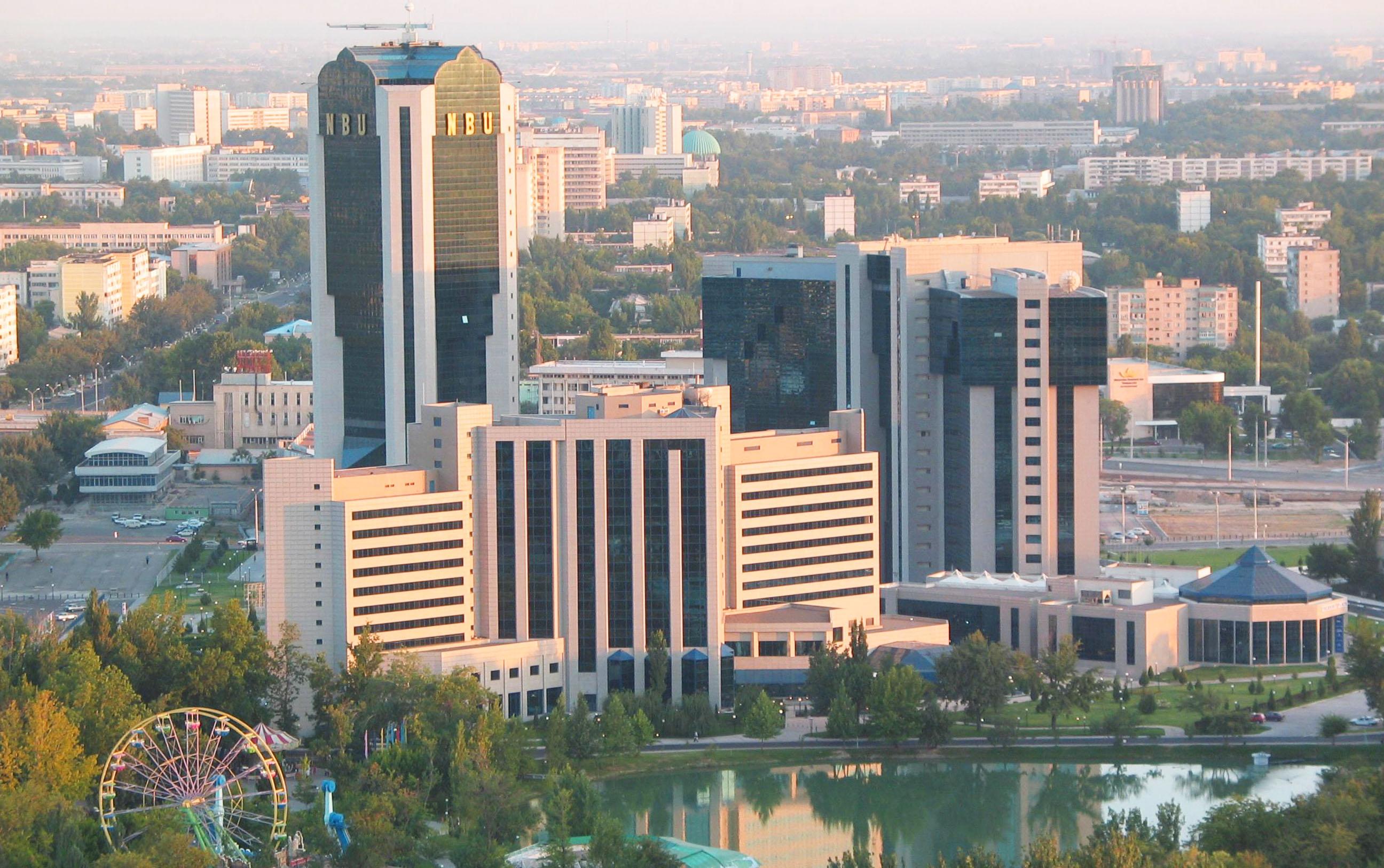 Малая авиация Узбекистана