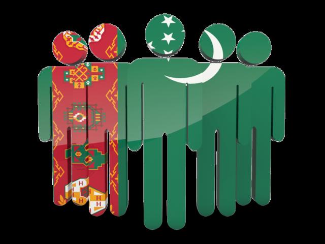 turkmenistan - Малая авиация Туркменистана