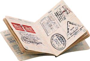 visa - Малая авиация Туркменистана