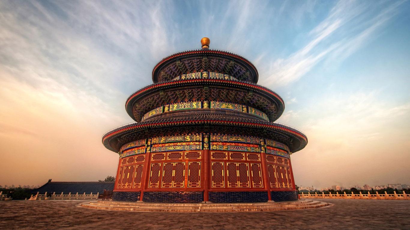 xram neba - Что посмотреть в Китае?