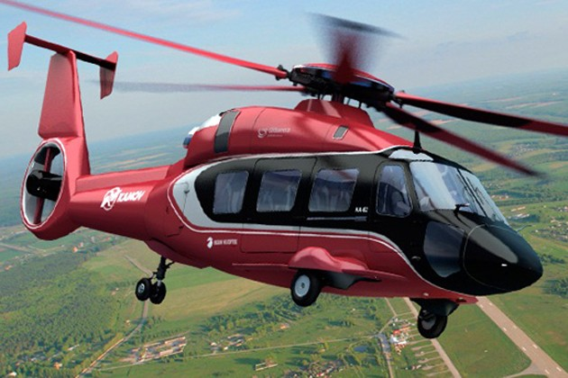 1 1 - Ка-62 представлен на Dubai Airshow'17
