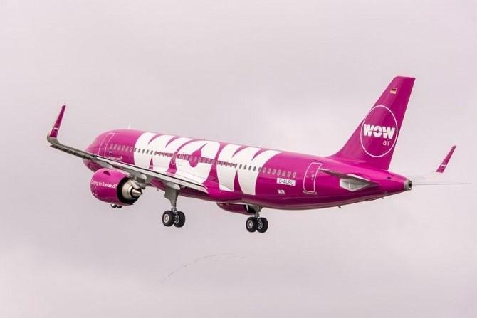 1 - WOW Air – самая популярная авиакомпания у исландцев