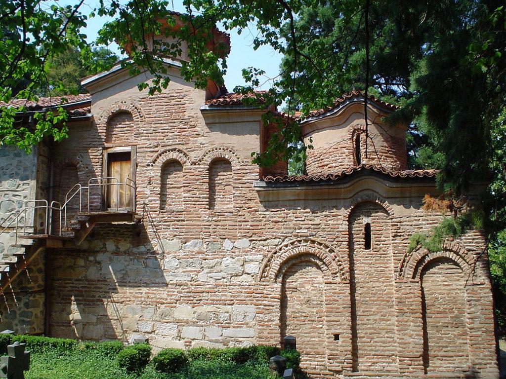 Фрески церкви в Бояне – гордость мирового средневекового искусства