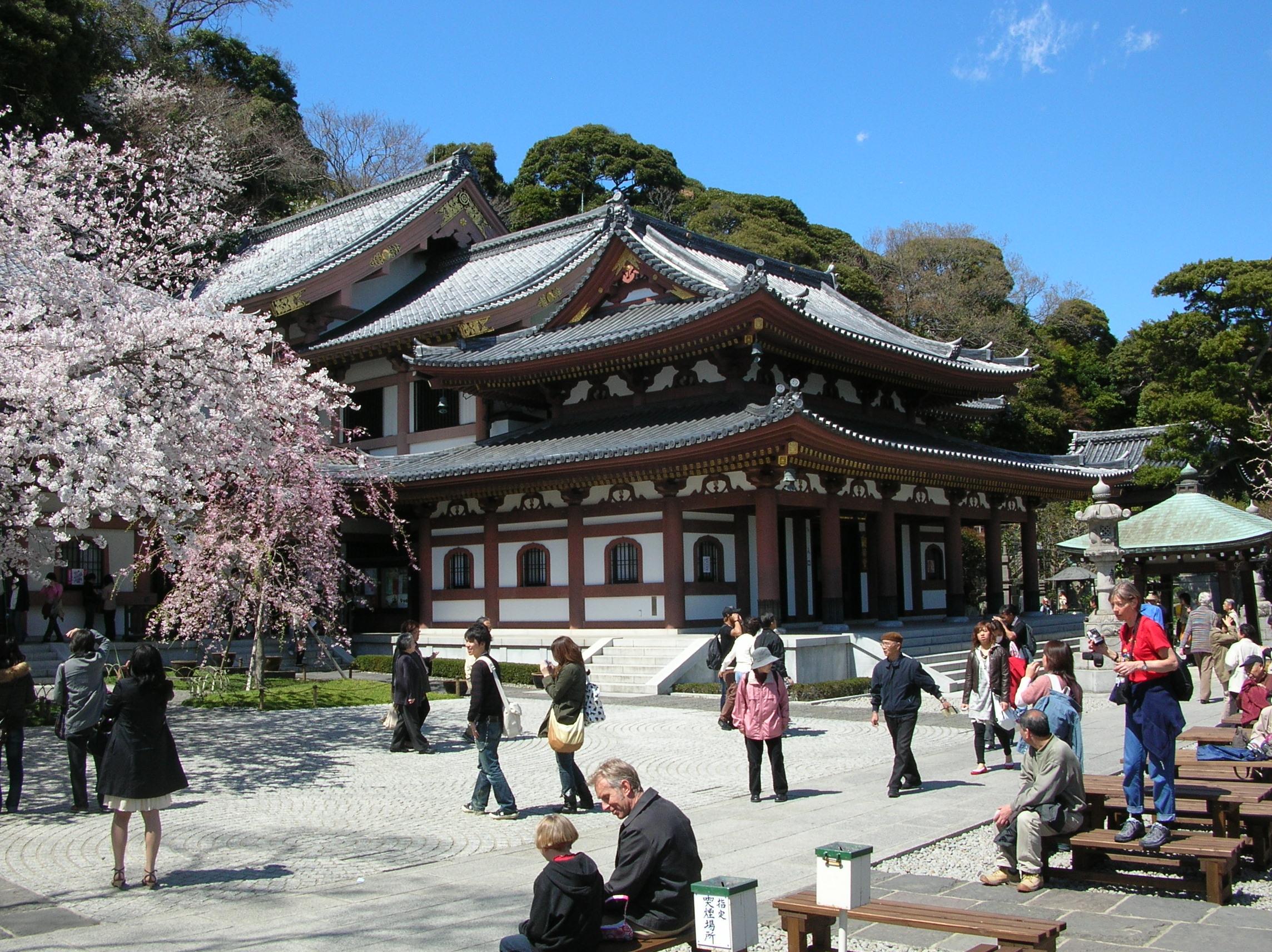 1342182261 hase dera - Кавасаки Дайси: храм, спасающий от зла