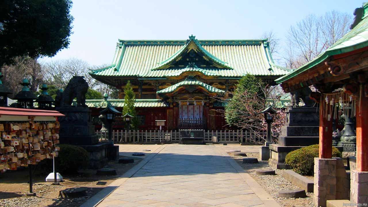 280314 ueno toshogu - Храм Тосегу: среди вековых криптомерий