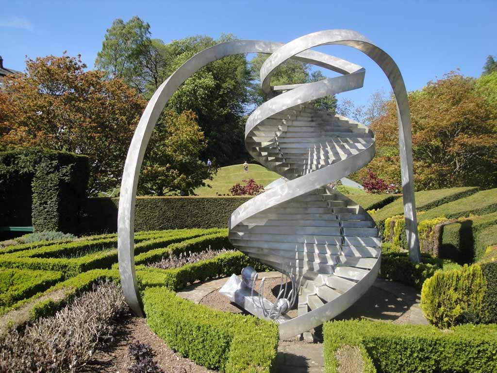 55 - Парк, созданный для «космических размышлений»