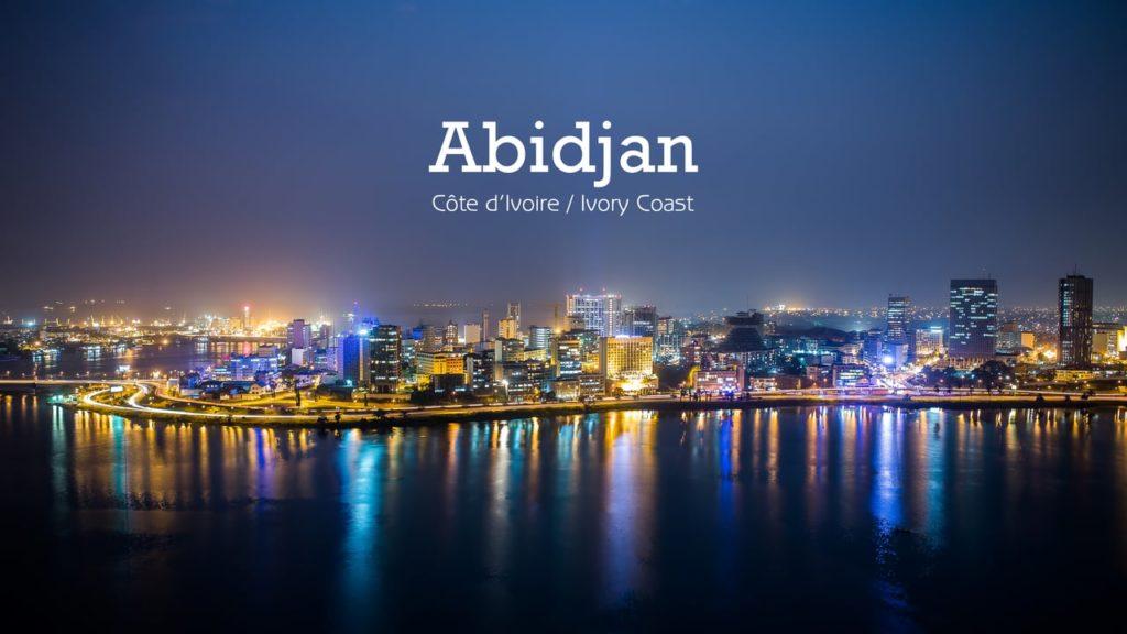 Абиджан - за гранью цивилизации