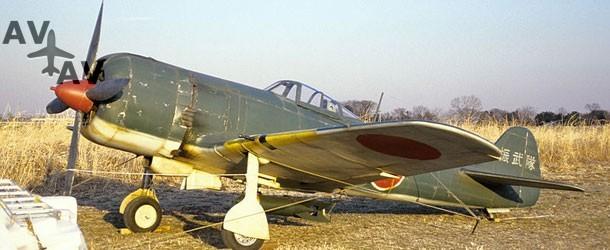 610x250 Ki 84 - Крылья Японии