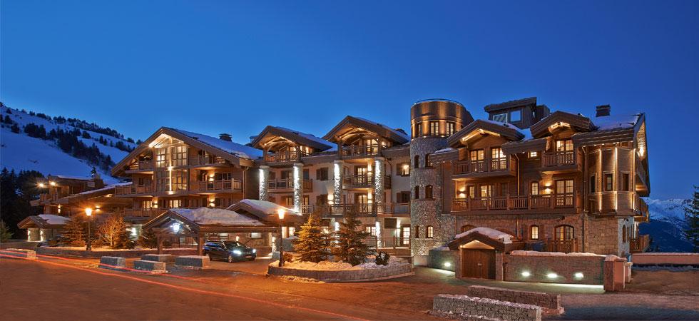 641 - 3 лучших спа-отеля в Альпах