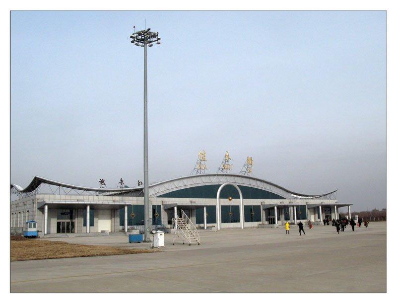 7191373 - Аэропорт Дунцзяо Китай коды IATA: JMU, ICAO: ZYJM