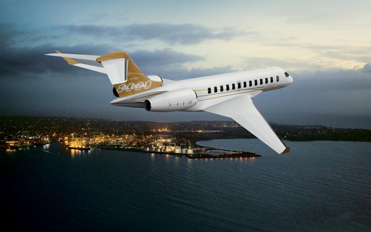 7579e733fe76a54e37822affc58ce02f - Поставки самолётов Bombardier снизились в третьем квартале