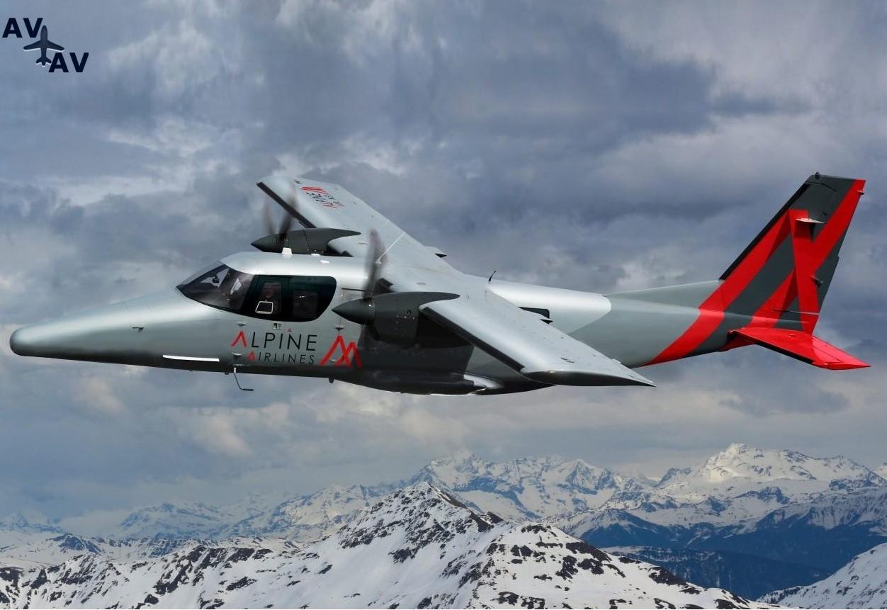 AVIATOR TP 600 PrivateFly AB8846 - Aviator TP 600 - Аренда