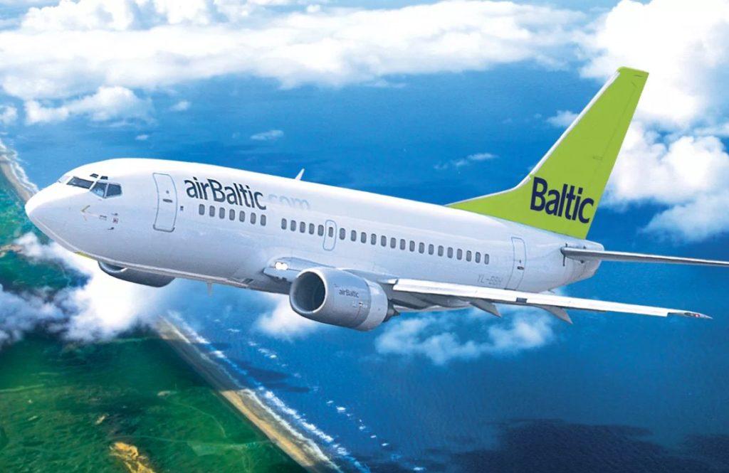 AirBaltic 1024x665 - Авиакомпания AirBaltic создаст школу пилотов