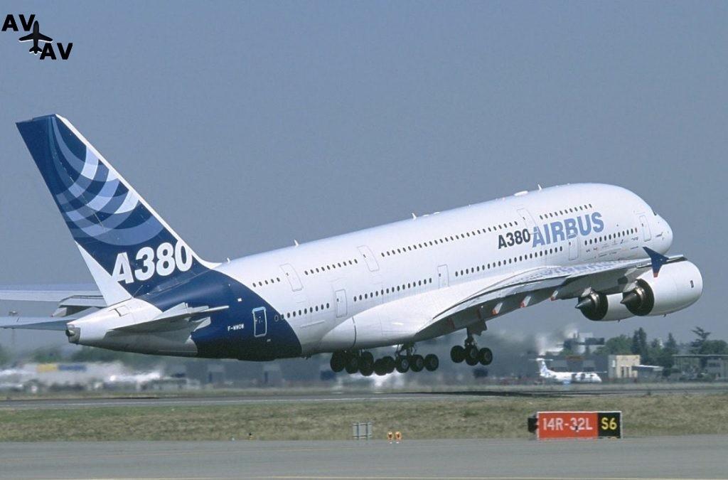 Airbus A380 1024x675 - Ирландская компания Amedeo создала авиакомпанию