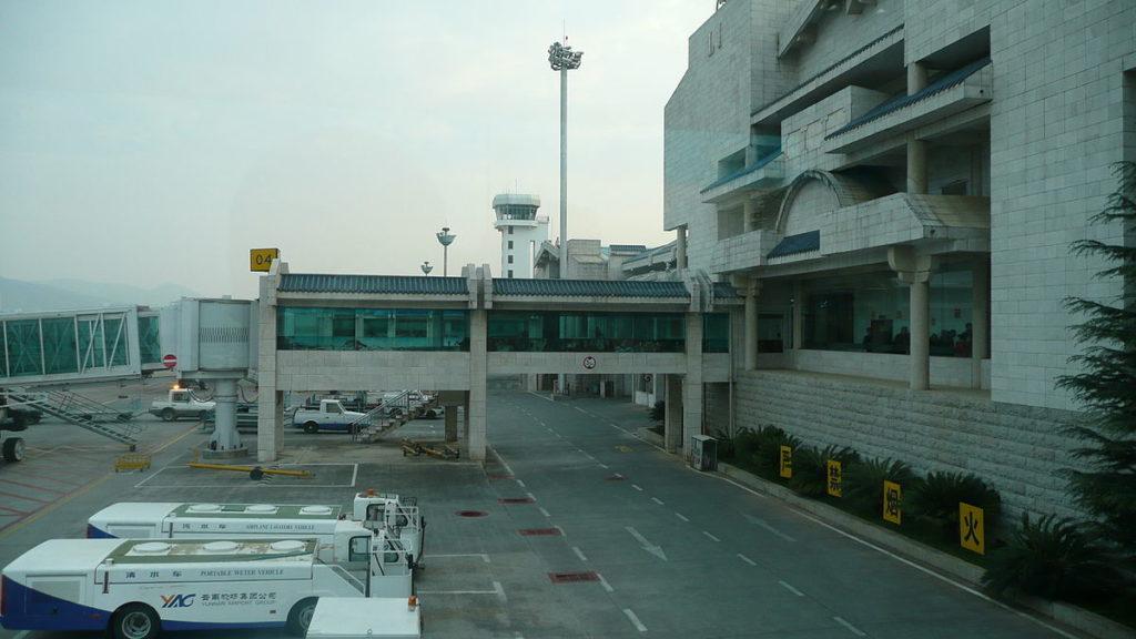Airport 1024x576 - Аэропорт Саньи Китай коды IATA: SYX, ICAO:  ZJSA