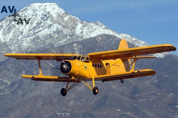 An 2 PrivateFly AA1081 - Charter a An 2 - Аренда