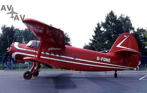 An 2 PrivateFly AA1094 - Charter a An 2 - Аренда