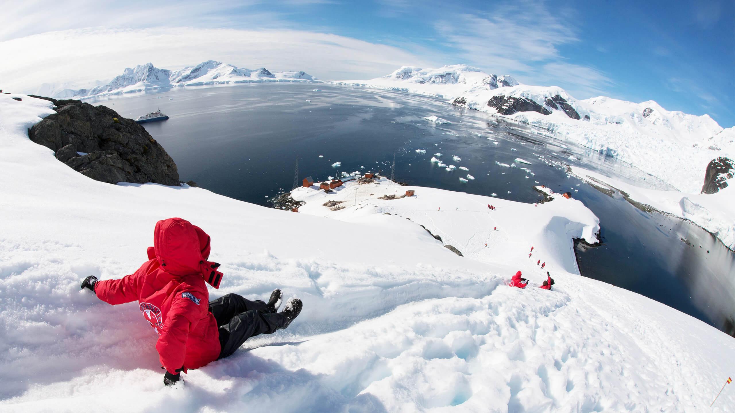 Antarktida - Антарктида