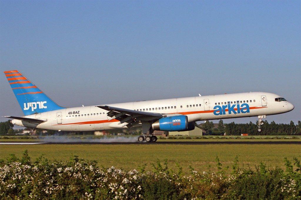 Arkia Israel Airlines 1024x682 - Авиакомпания Arkia Israel Airlines заходит на молдавский авиарынок