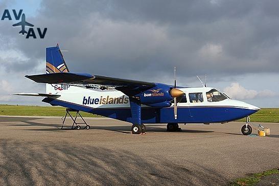 BN2 Islander PrivateFly AA1003 - Charter a BN2 Islander - Аренда