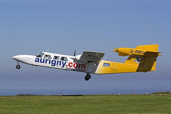 BN2A Trislander PrivateFly AA1038 - Charter a BN2A Trislander - Аренда