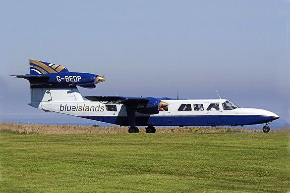 BN2A Trislander PrivateFly AA1083 - Charter a BN2A Trislander - Аренда