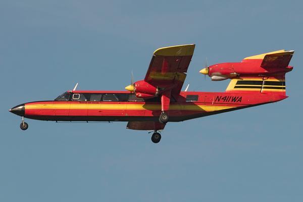 BN2A Trislander PrivateFly AA1106 - Charter a BN2A Trislander - Аренда