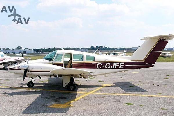 Beech BE76 Duchess PrivateFly AA1061 - Charter a Beech BE76 Duchess - Аренда