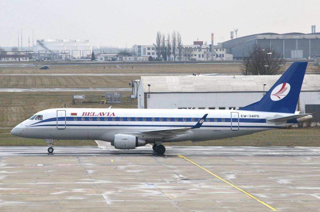 Belavia Embraer ERJ175 EW 341PO SXF12.04.2013 703ai 8661976555 1024x680 - «Белавиа» удвоила заказы на самолёты Embraer