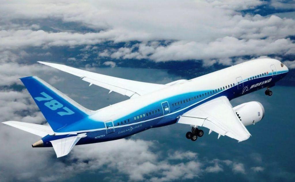 """Boeing 787 Dreamliner 1024x632 - Компания """"Авиакапиталсервис"""" не смогла продать 22 Boeing 787"""