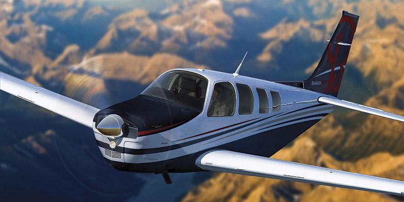 Bonanza PrivateFly AB6354 - Beechcraft Bonanza - Аренда