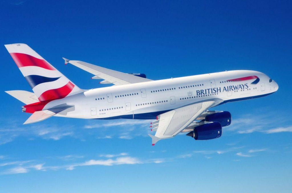 British Airways 1024x675 - Стюардесса потребовала у British Airways компенсацию