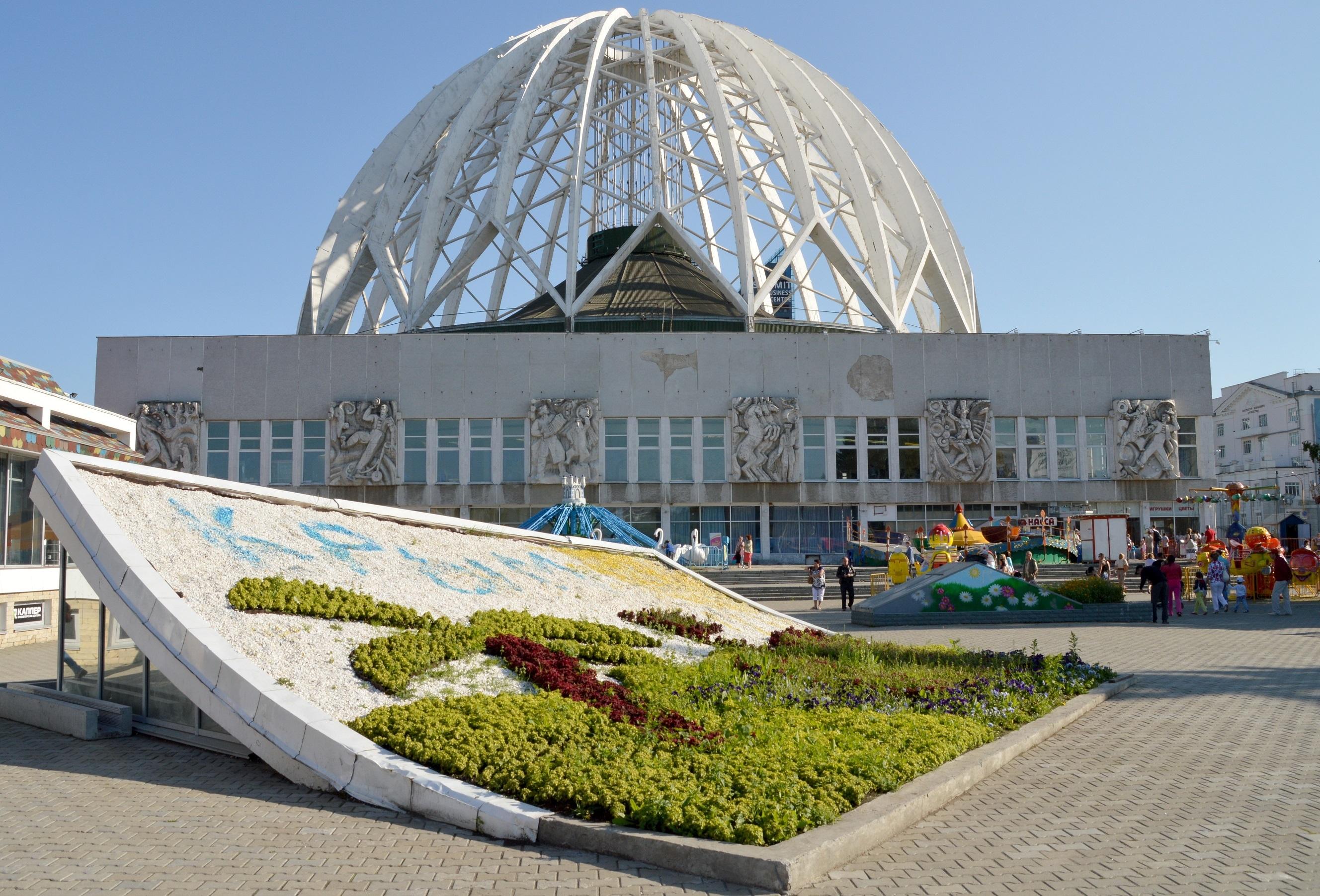 CHto stoit posetit v Ekaterinburge - Что стоит посетить в Екатеринбурге