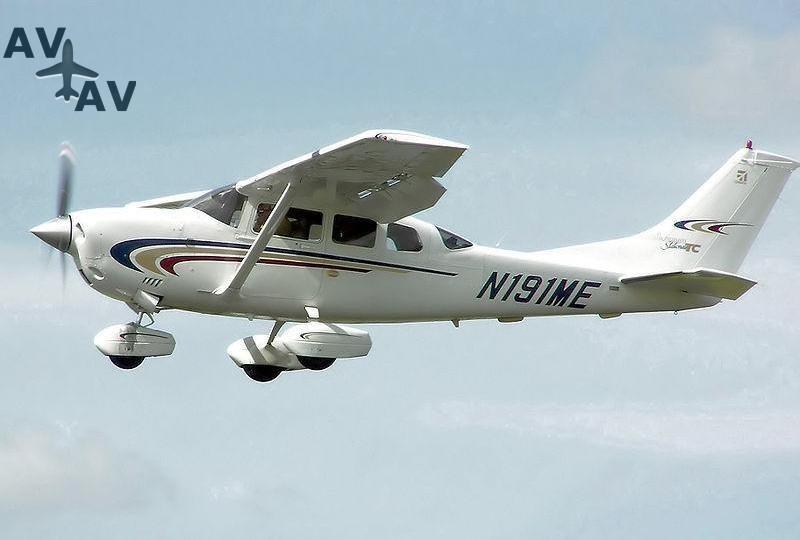 Cessna 206 PrivateFly AA8699 - Cessna 206 - Аренда