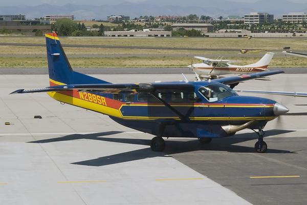 Cessna C208 Caravan PrivateFly AA1063 - ЗАФРАХТОВАТЬ CESSNA C208 CARAVAN - Аренда