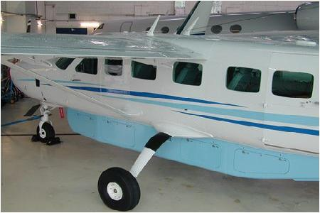 Cessna C208 Caravan PrivateFly CC AA2361 - ЗАФРАХТОВАТЬ CESSNA C208 CARAVAN - Аренда