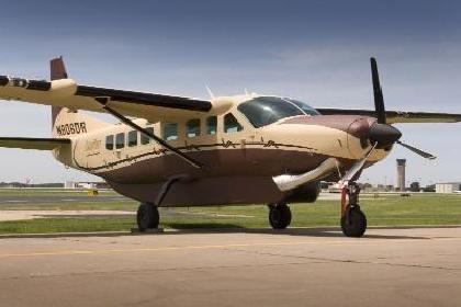 Cessna C208 Caravan PrivateFly CC AA3166 - ЗАФРАХТОВАТЬ CESSNA C208 CARAVAN - Аренда
