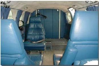 Cessna C340A PrivateFly CC AA2242 - Charter a Cessna C340A - Аренда