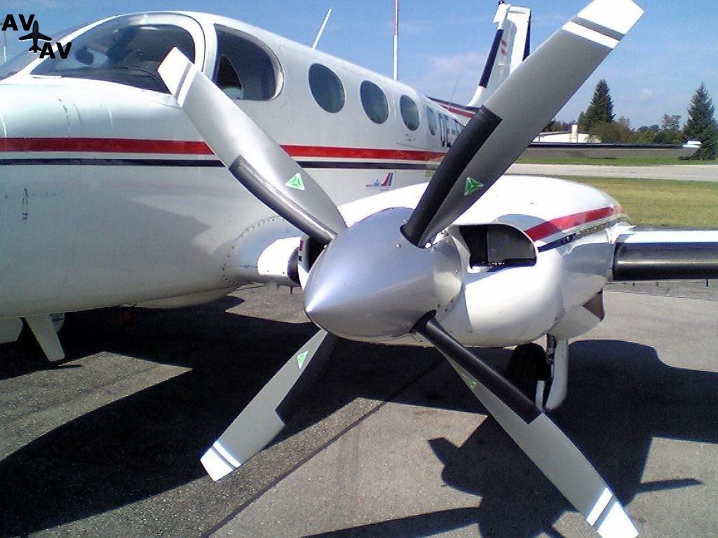 Cessna C340A PrivateFly CC AA2245 1024x768 - Charter a Cessna C340A - Аренда