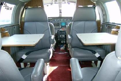 Cessna C401 C402 C411 PrivateFly AA1030 - Charter a Cessna C401 / C402 / C411 - Аренда