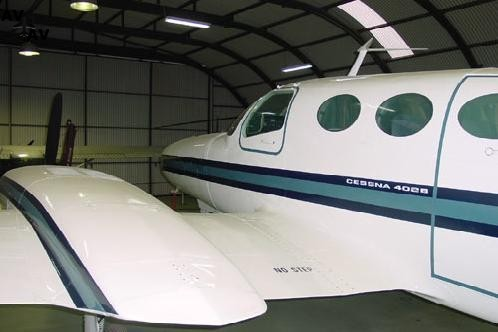 Cessna C401 C402 C411 PrivateFly CC AA2257 - Charter a Cessna C401 / C402 / C411 - Аренда