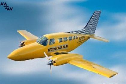 Cessna C401 C402 C411 PrivateFly CC AA3418 - Charter a Cessna C401 / C402 / C411 - Аренда