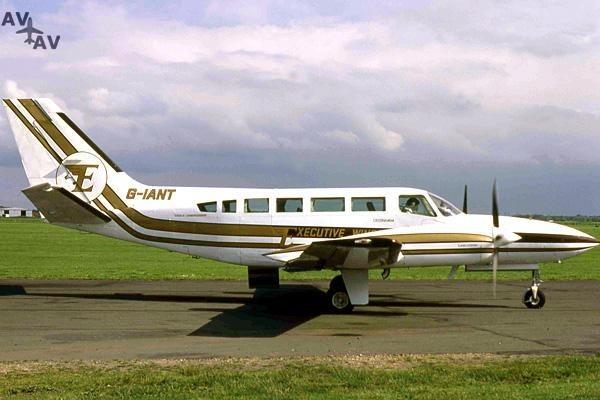Cessna C404 Titan PrivateFly AA1027 - Charter a Cessna C404 Titan - Аренда