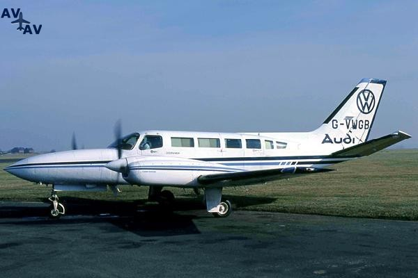 Cessna C404 Titan PrivateFly AA1109 - Charter a Cessna C404 Titan - Аренда