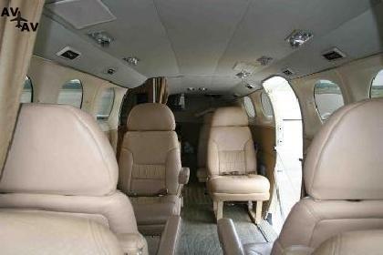 Cessna C414 Chancellor PrivateFly CC AA3430 - Charter a Cessna C414 Chancellor - Аренда