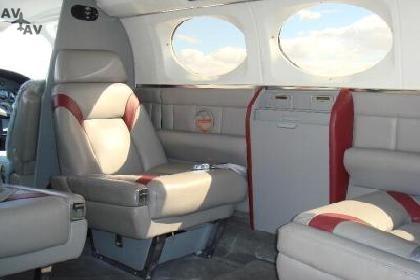 Cessna C414 Chancellor PrivateFly CC AA3668 - Charter a Cessna C414 Chancellor - Аренда