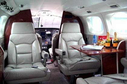 Cessna C425 Corsair Conquest I PrivateFly CC AA4252 - Charter a Cessna C425 Corsair / Conquest I - Аренда